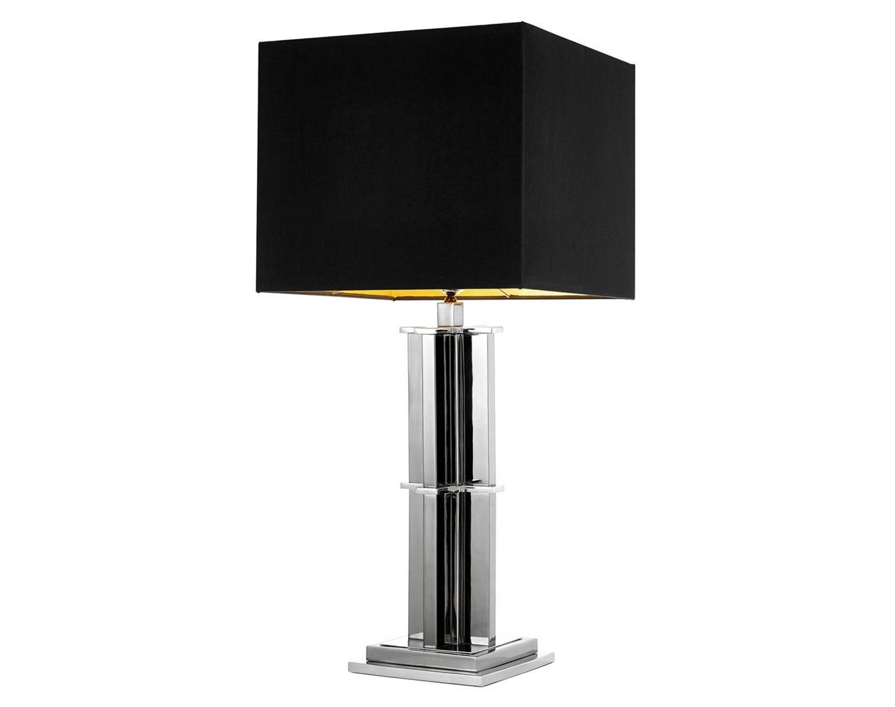 Настольная лампа Table Lamp EncoreДекоративные лампы<br>&amp;lt;div&amp;gt;Вид цоколя: E27&amp;lt;br&amp;gt;&amp;lt;/div&amp;gt;&amp;lt;div&amp;gt;&amp;lt;div&amp;gt;Мощность: 40W&amp;lt;/div&amp;gt;&amp;lt;div&amp;gt;Количество ламп: 1 (нет в комплекте)&amp;lt;/div&amp;gt;&amp;lt;/div&amp;gt;<br><br>Material: Металл<br>Ширина см: 35<br>Высота см: 77<br>Глубина см: 35