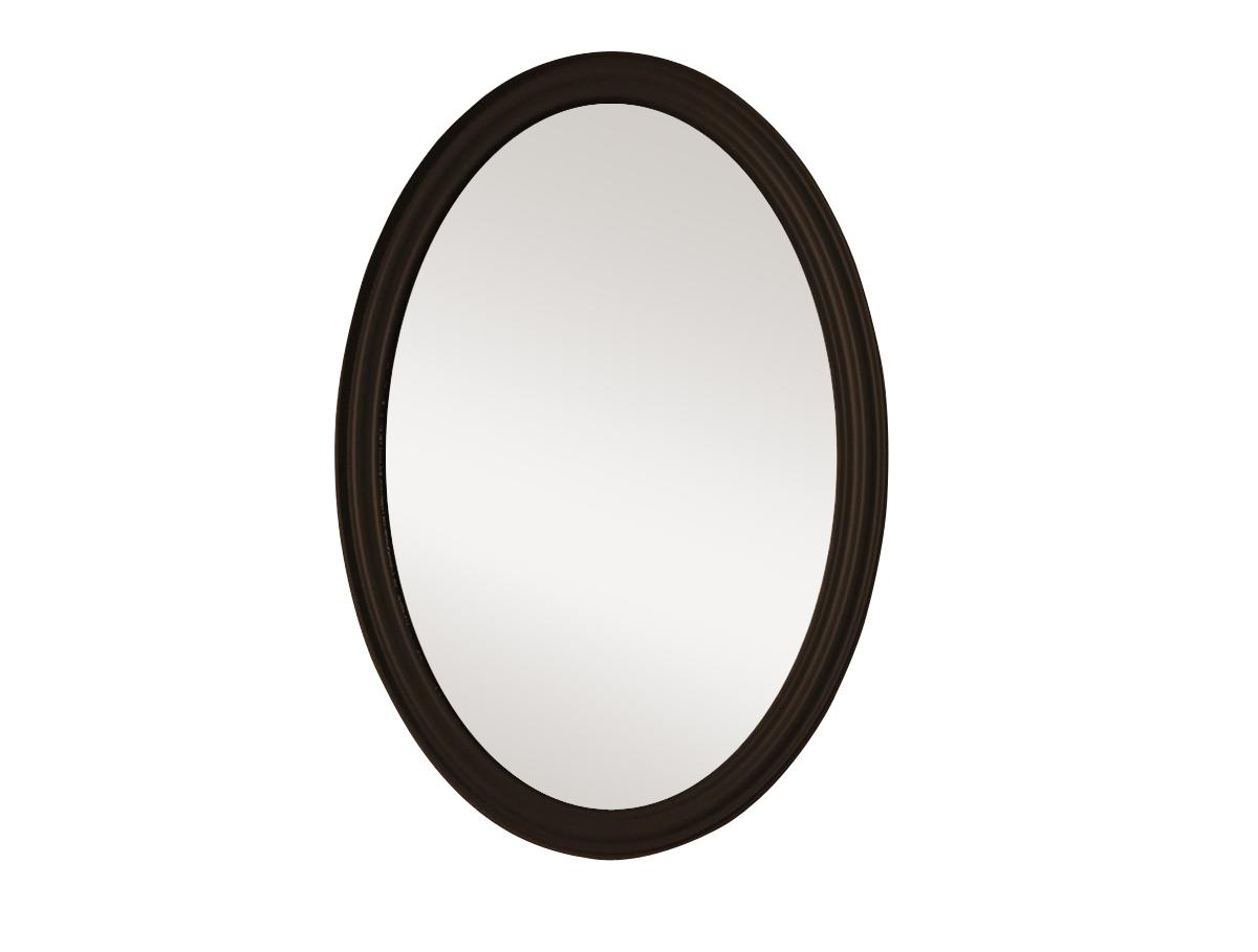 Зеркало Leontina BlackНастенные зеркала<br>Материал: массив березы, массив ясеня.<br><br>Material: Береза<br>Ширина см: 55<br>Высота см: 80<br>Глубина см: 3