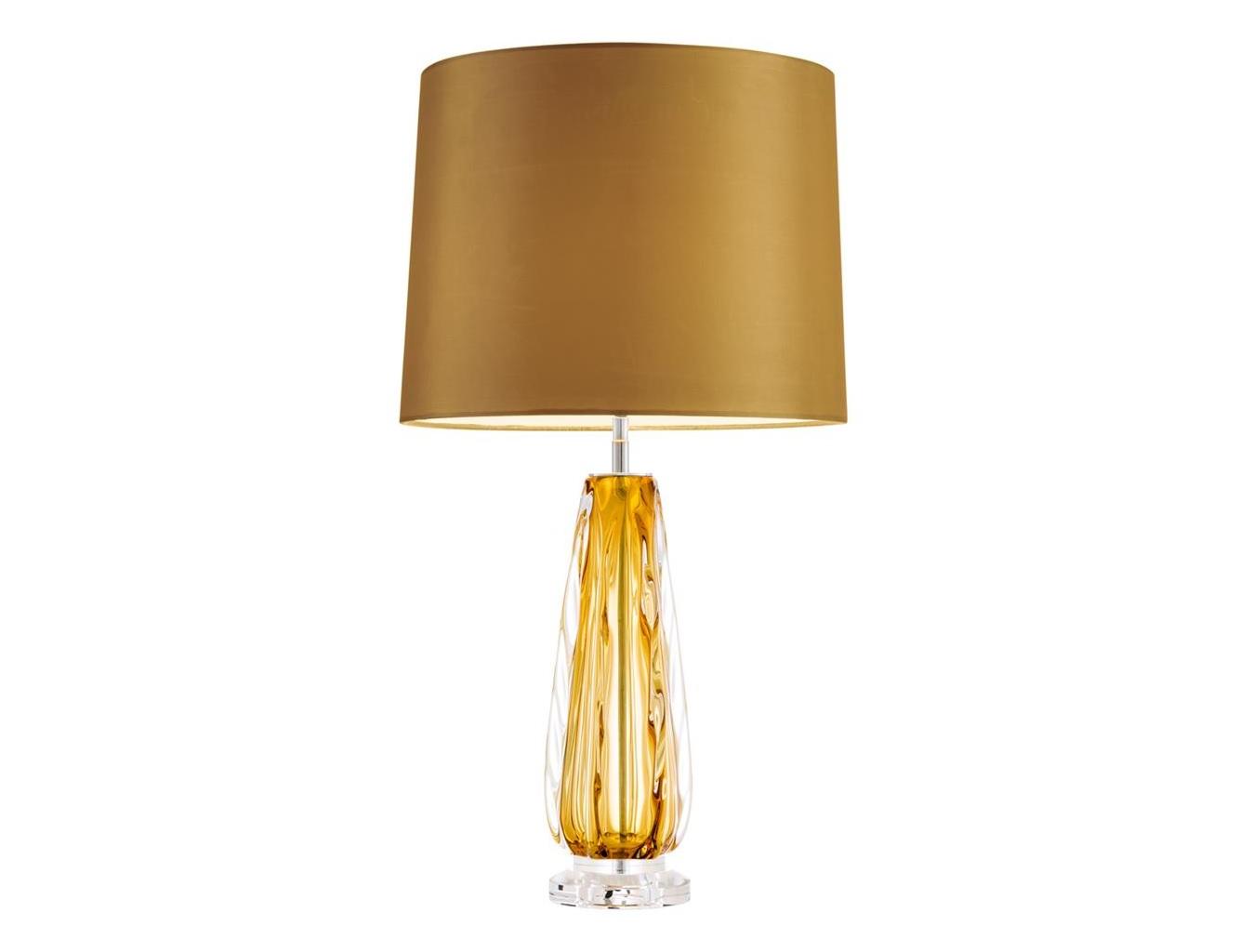Настольная лампа Table Lamp FlatoДекоративные лампы<br>&amp;lt;div&amp;gt;Вид цоколя: E27&amp;lt;br&amp;gt;&amp;lt;/div&amp;gt;&amp;lt;div&amp;gt;&amp;lt;div&amp;gt;Мощность: 60W&amp;lt;/div&amp;gt;&amp;lt;div&amp;gt;Количество ламп: 1 (нет в комплекте)&amp;lt;/div&amp;gt;&amp;lt;/div&amp;gt;<br><br>Material: Стекло<br>Высота см: 75