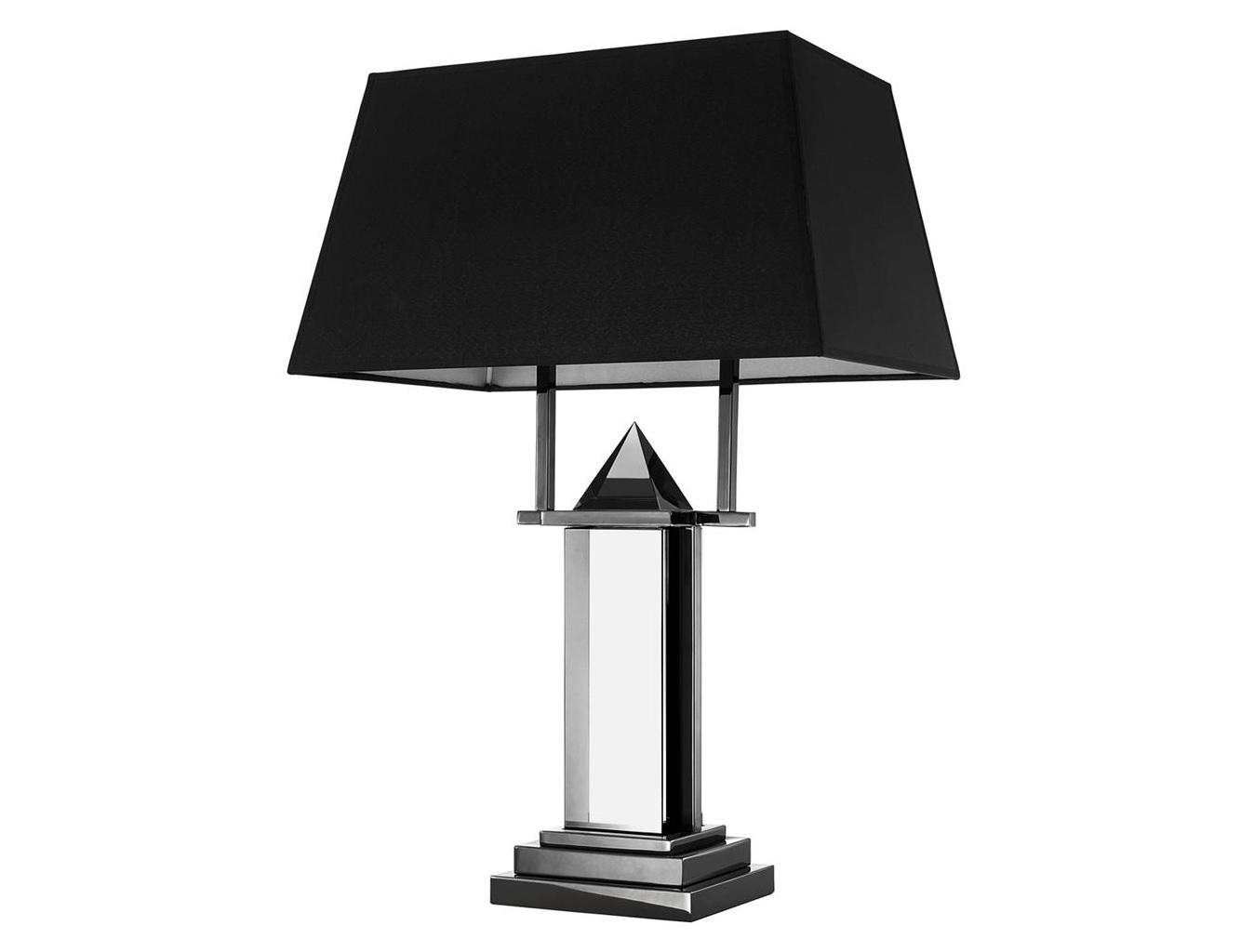 Настольная лампа Table Lamp NobuДекоративные лампы<br>&amp;lt;div&amp;gt;Вид цоколя: E27&amp;lt;br&amp;gt;&amp;lt;/div&amp;gt;&amp;lt;div&amp;gt;&amp;lt;div&amp;gt;Мощность: 60W&amp;lt;/div&amp;gt;&amp;lt;div&amp;gt;Количество ламп: 2 (нет в комплекте)&amp;lt;/div&amp;gt;&amp;lt;/div&amp;gt;<br><br>Material: Металл<br>Width см: 50<br>Depth см: 24<br>Height см: 74
