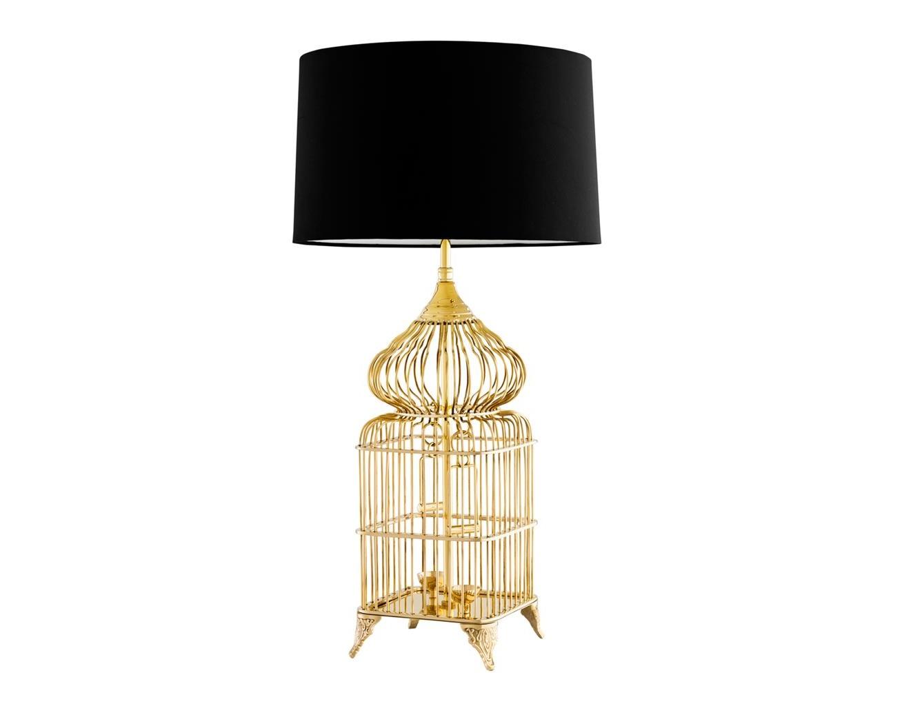 Настольная лампа Table Lamp La CageДекоративные лампы<br>&amp;lt;div&amp;gt;Вид цоколя: E27&amp;lt;br&amp;gt;&amp;lt;/div&amp;gt;&amp;lt;div&amp;gt;&amp;lt;div&amp;gt;Мощность: 40W&amp;lt;/div&amp;gt;&amp;lt;div&amp;gt;Количество ламп: 2 (нет в комплекте)&amp;lt;/div&amp;gt;&amp;lt;/div&amp;gt;<br><br>Material: Металл<br>Ширина см: 39.0<br>Высота см: 71.0<br>Глубина см: 39.0