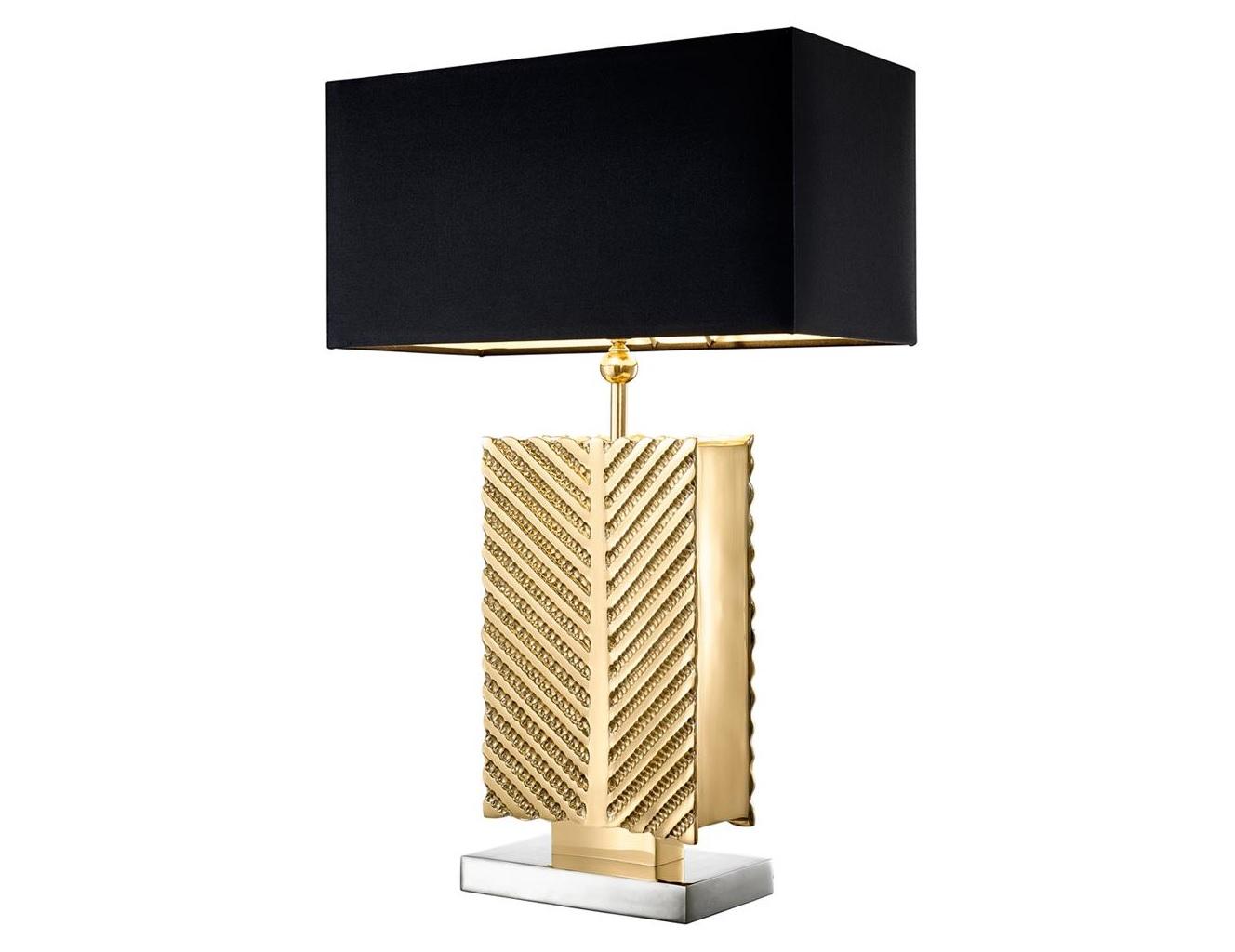 Настольная лампа Table Lamp MatignonДекоративные лампы<br>&amp;lt;div&amp;gt;Вид цоколя: E27&amp;lt;br&amp;gt;&amp;lt;/div&amp;gt;&amp;lt;div&amp;gt;&amp;lt;div&amp;gt;Мощность: 40W&amp;lt;/div&amp;gt;&amp;lt;div&amp;gt;Количество ламп: 1 (нет в комплекте)&amp;lt;/div&amp;gt;&amp;lt;/div&amp;gt;<br><br>Material: Металл<br>Width см: 40<br>Depth см: 21<br>Height см: 61,5