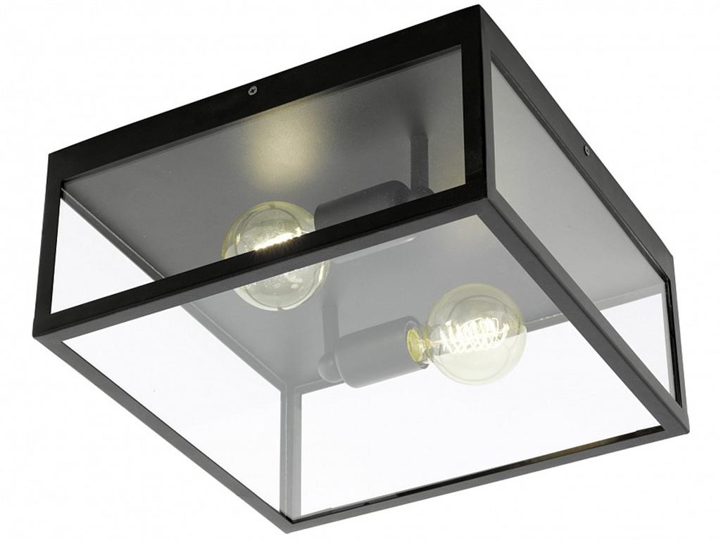 Накладной светильник CharterhouseПотолочные светильники<br>&amp;lt;div&amp;gt;Вид цоколя: E27&amp;lt;/div&amp;gt;&amp;lt;div&amp;gt;Мощность: 60W&amp;lt;/div&amp;gt;&amp;lt;div&amp;gt;Количество ламп: 2 (нет в комплекте)&amp;lt;/div&amp;gt;<br><br>Material: Металл<br>Length см: None<br>Width см: 36<br>Depth см: 36<br>Height см: 16