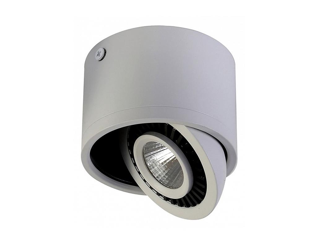 Накладной светильник ReflectorСпоты<br>&amp;lt;div&amp;gt;Вид цоколя: LED&amp;lt;/div&amp;gt;&amp;lt;div&amp;gt;Мощность: 7W&amp;lt;/div&amp;gt;&amp;lt;div&amp;gt;Количество ламп: 1&amp;lt;/div&amp;gt;<br><br>Material: Металл<br>Высота см: 6