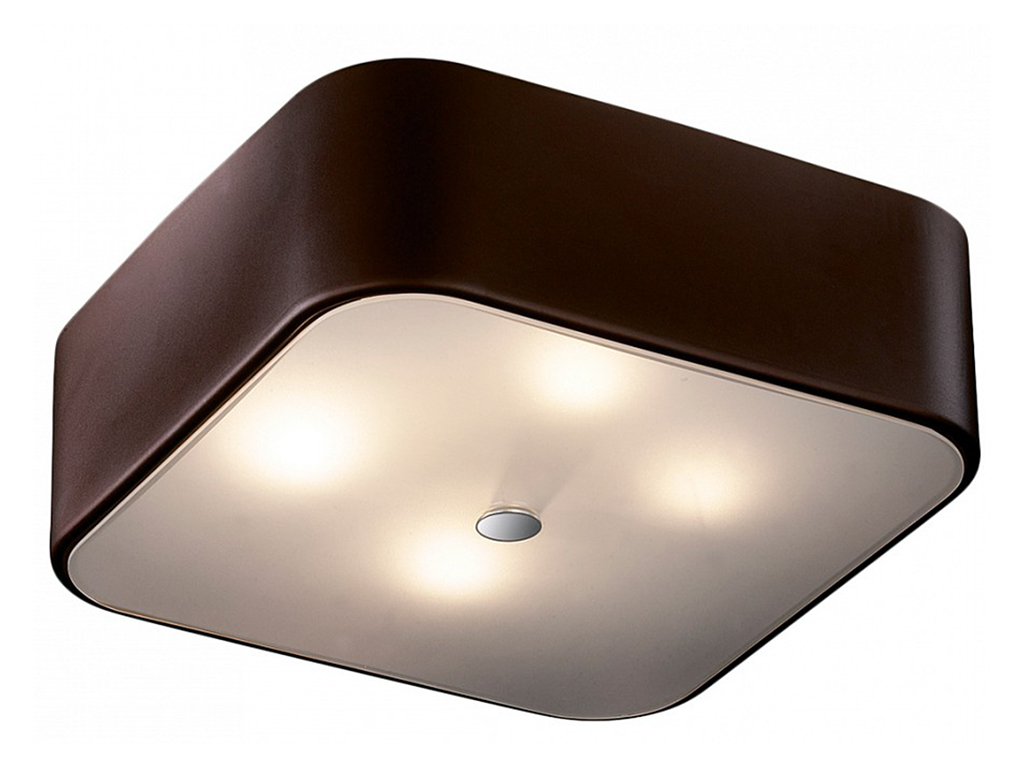 Накладной светильник TuronПотолочные светильники<br>&amp;lt;div&amp;gt;Вид цоколя: E14&amp;lt;/div&amp;gt;&amp;lt;div&amp;gt;Мощность: 40W&amp;lt;/div&amp;gt;&amp;lt;div&amp;gt;Количество ламп: 4 (нет в комплекте)&amp;lt;/div&amp;gt;<br><br>Material: Металл<br>Length см: None<br>Width см: 40<br>Depth см: 40<br>Height см: 16