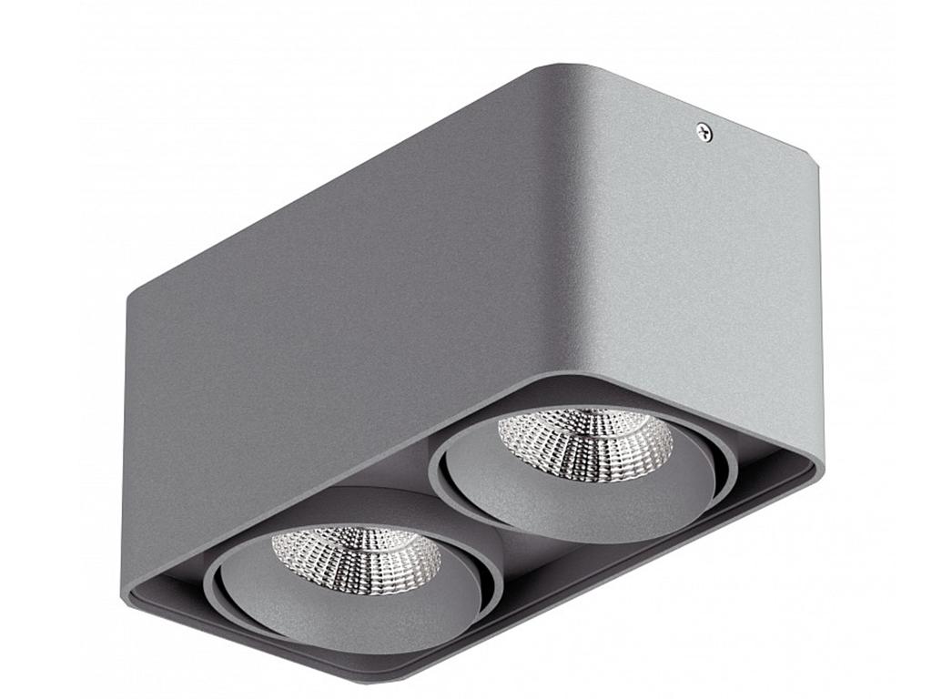 Накладной светильник MonoccoПотолочные светильники<br>&amp;lt;div&amp;gt;Вид цоколя: LED&amp;lt;/div&amp;gt;&amp;lt;div&amp;gt;Мощность: 10W&amp;lt;/div&amp;gt;&amp;lt;div&amp;gt;Количество ламп: 2&amp;lt;/div&amp;gt;<br><br>Material: Металл<br>Ширина см: 19.0<br>Высота см: 9.0<br>Глубина см: 10.0