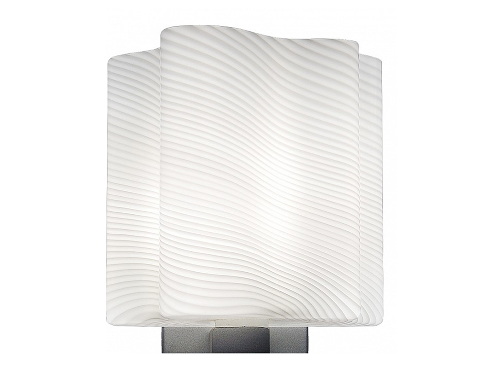 Накладной светильник Nubi OndosoБра<br>&amp;lt;div&amp;gt;Вид цоколя: E14&amp;lt;/div&amp;gt;&amp;lt;div&amp;gt;Мощность: 40W&amp;lt;/div&amp;gt;&amp;lt;div&amp;gt;Количество ламп: 1 (нет в комплекте)&amp;lt;/div&amp;gt;<br><br>Material: Металл<br>Ширина см: 20<br>Высота см: 18