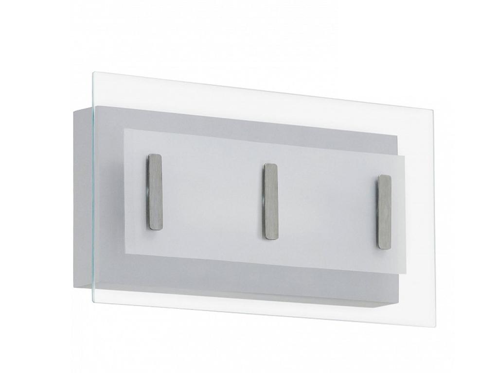 Накладной светильник MiranoБра<br>&amp;lt;div&amp;gt;Вид цоколя: LED&amp;lt;/div&amp;gt;&amp;lt;div&amp;gt;Мощность: 3,7W&amp;lt;/div&amp;gt;&amp;lt;div&amp;gt;Количество ламп: 2&amp;lt;/div&amp;gt;<br><br>Material: Металл<br>Length см: None<br>Width см: 33<br>Height см: 18