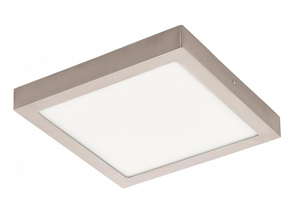 Накладной светильник FuevaПотолочные светильники<br>&amp;lt;div&amp;gt;Вид цоколя: LED&amp;lt;/div&amp;gt;&amp;lt;div&amp;gt;Мощность: 24W&amp;lt;/div&amp;gt;&amp;lt;div&amp;gt;Количество ламп: 1&amp;lt;/div&amp;gt;<br><br>Material: Металл<br>Ширина см: 30<br>Высота см: 4<br>Глубина см: 30
