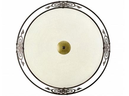 Накладной светильник mestre (eglo) черный