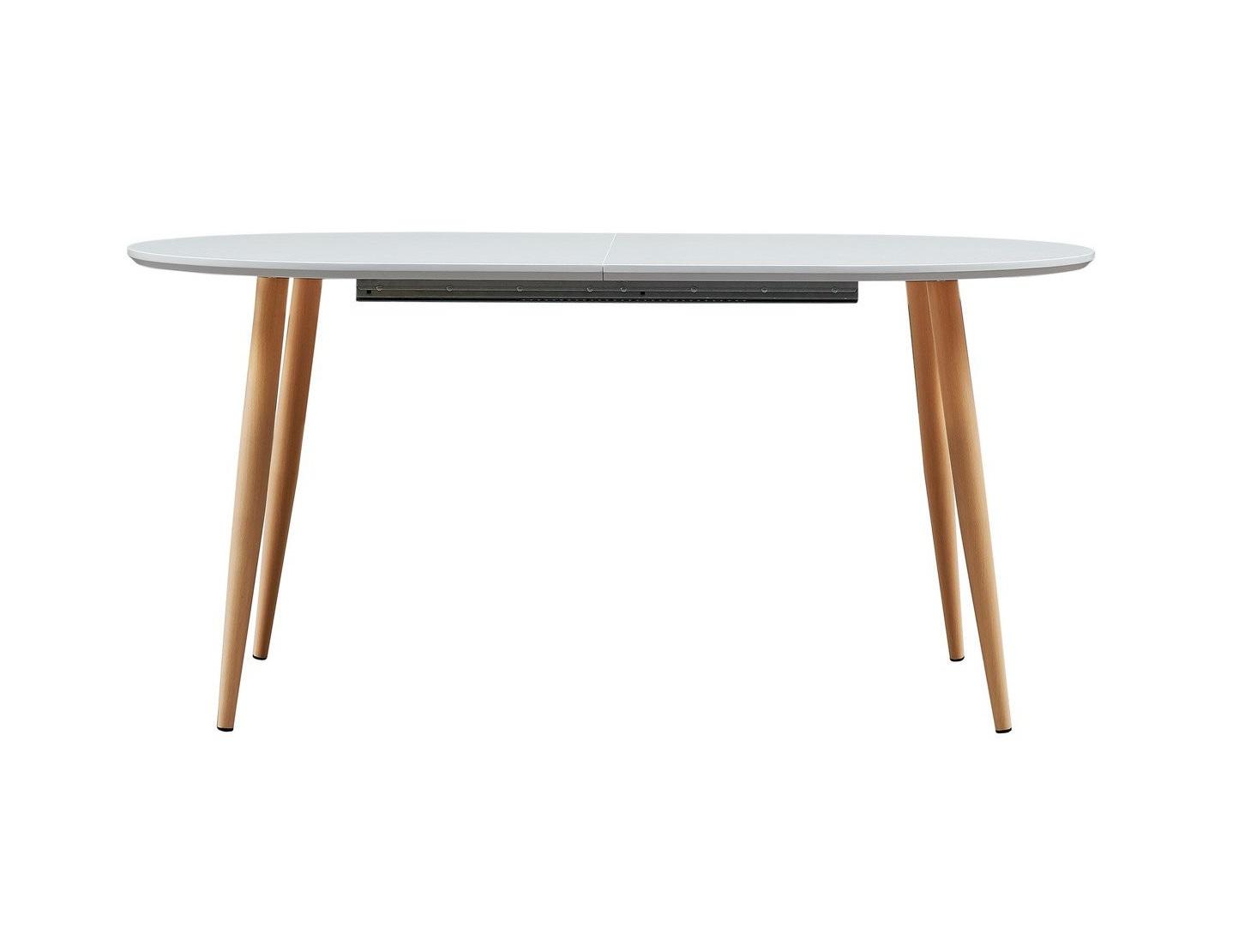 СтолОбеденные столы<br>Ширина в разобранном состоянии : 220 см<br><br>Material: Дерево<br>Ширина см: 160<br>Высота см: 76<br>Глубина см: 90