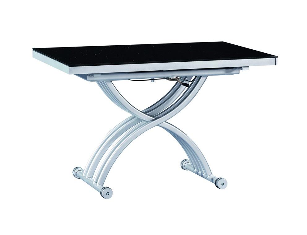 СтолОбеденные столы<br>Раскладывается до 197х74х76 см<br><br>Material: Металл<br>Ширина см: 120<br>Высота см: 74<br>Глубина см: 30