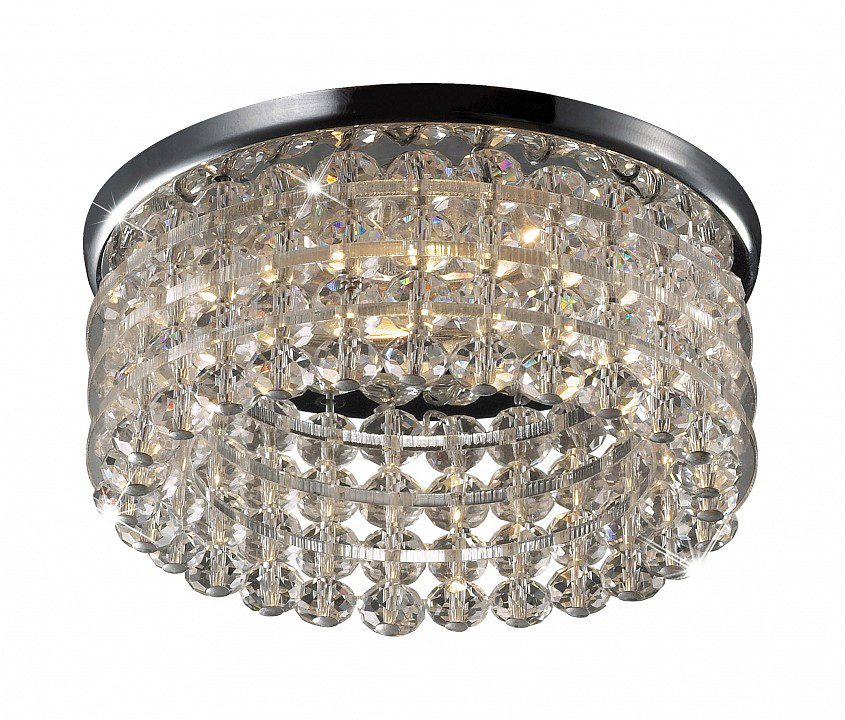 Встраиваемый светильник Pearl RoundТочечный свет<br>&amp;lt;div&amp;gt;Вид цоколя: GX5.3&amp;lt;/div&amp;gt;&amp;lt;div&amp;gt;Мощность: 50W&amp;lt;/div&amp;gt;&amp;lt;div&amp;gt;Количество ламп: 1 (нет в комплекте)&amp;lt;/div&amp;gt;<br><br>Material: Металл<br>Высота см: 3