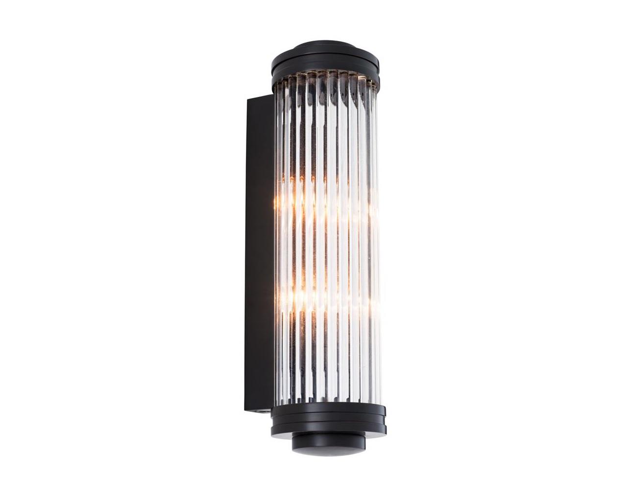 Настенный светильник Wall Lamp Gascogne LБра<br>&amp;lt;div&amp;gt;Вид цоколя: E14&amp;lt;br&amp;gt;&amp;lt;/div&amp;gt;&amp;lt;div&amp;gt;&amp;lt;div&amp;gt;Мощность: 40W&amp;lt;/div&amp;gt;&amp;lt;div&amp;gt;Количество ламп: 2 (нет в комплекте)&amp;lt;/div&amp;gt;&amp;lt;/div&amp;gt;<br><br>Material: Металл<br>Ширина см: 11<br>Высота см: 40<br>Глубина см: 14