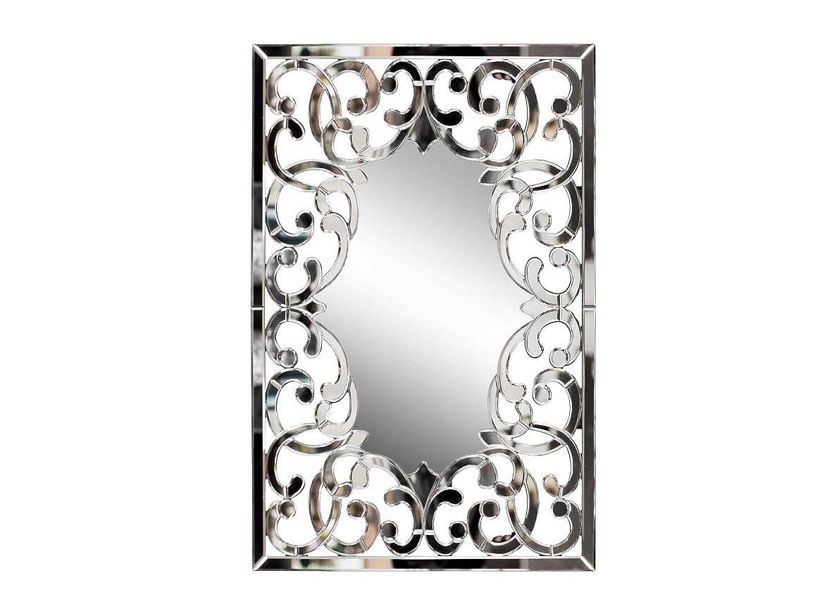 ЗеркалоНастенные зеркала<br><br><br>Material: МДФ<br>Ширина см: 80<br>Высота см: 120<br>Глубина см: 2