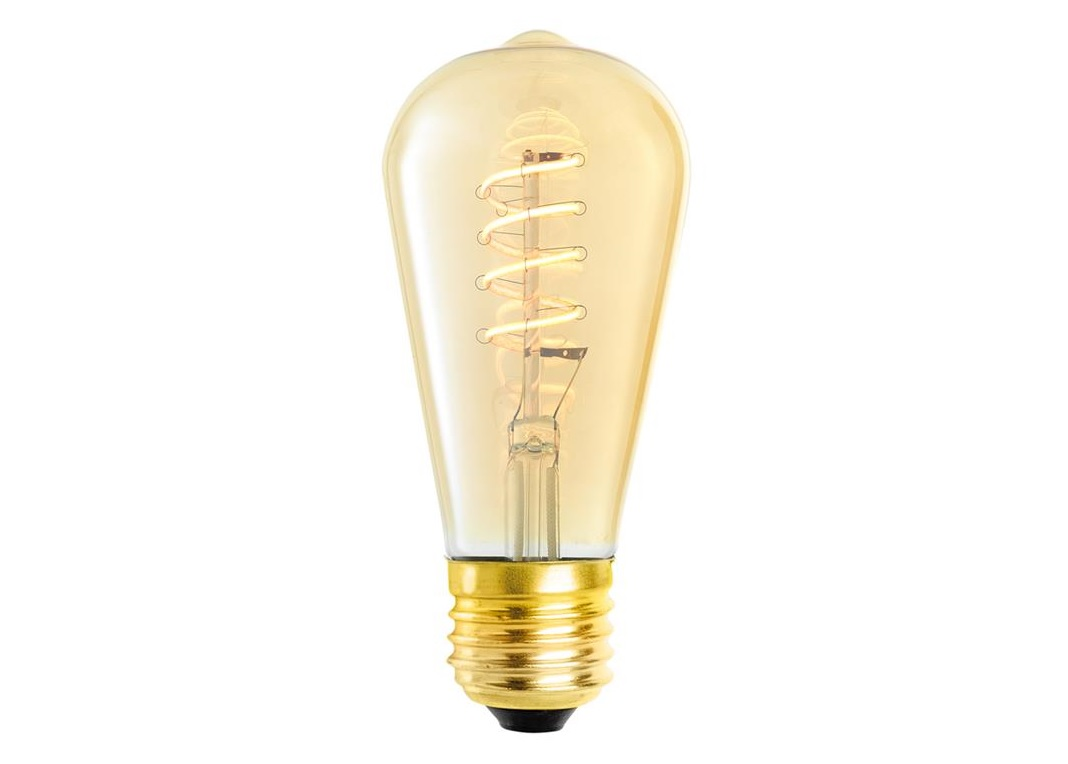 Лампочка LED Bulb SignatureЛампочки<br>&amp;lt;div&amp;gt;Вид цоколя: E27&amp;lt;br&amp;gt;&amp;lt;/div&amp;gt;&amp;lt;div&amp;gt;Мощность: 4W&amp;lt;/div&amp;gt;<br><br>Material: Стекло<br>Height см: 14,2<br>Diameter см: 6,4