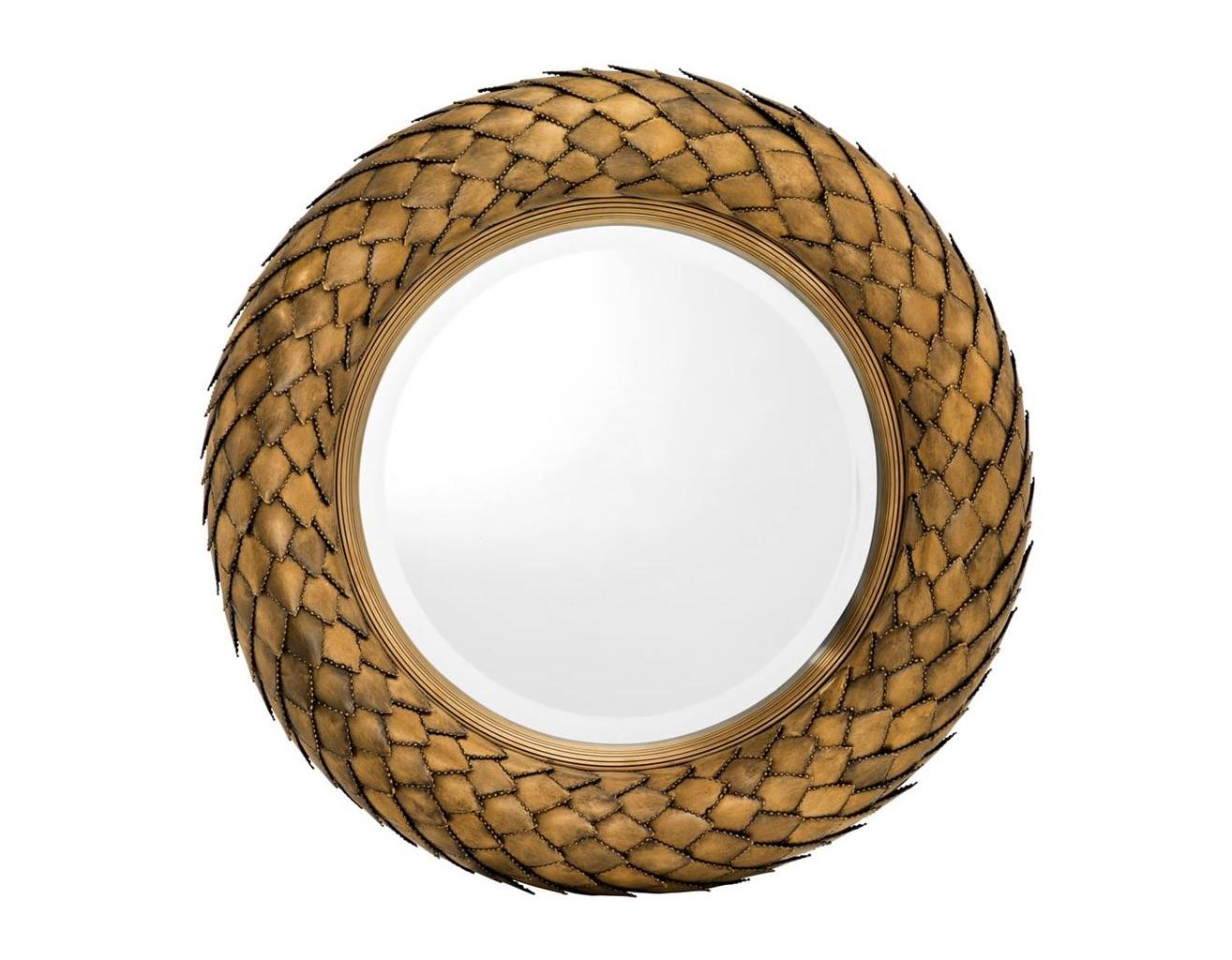 Зеркало Mirror LaurelНастенные зеркала<br><br><br>Material: Металл<br>Ширина см: 60.0<br>Высота см: 60.0