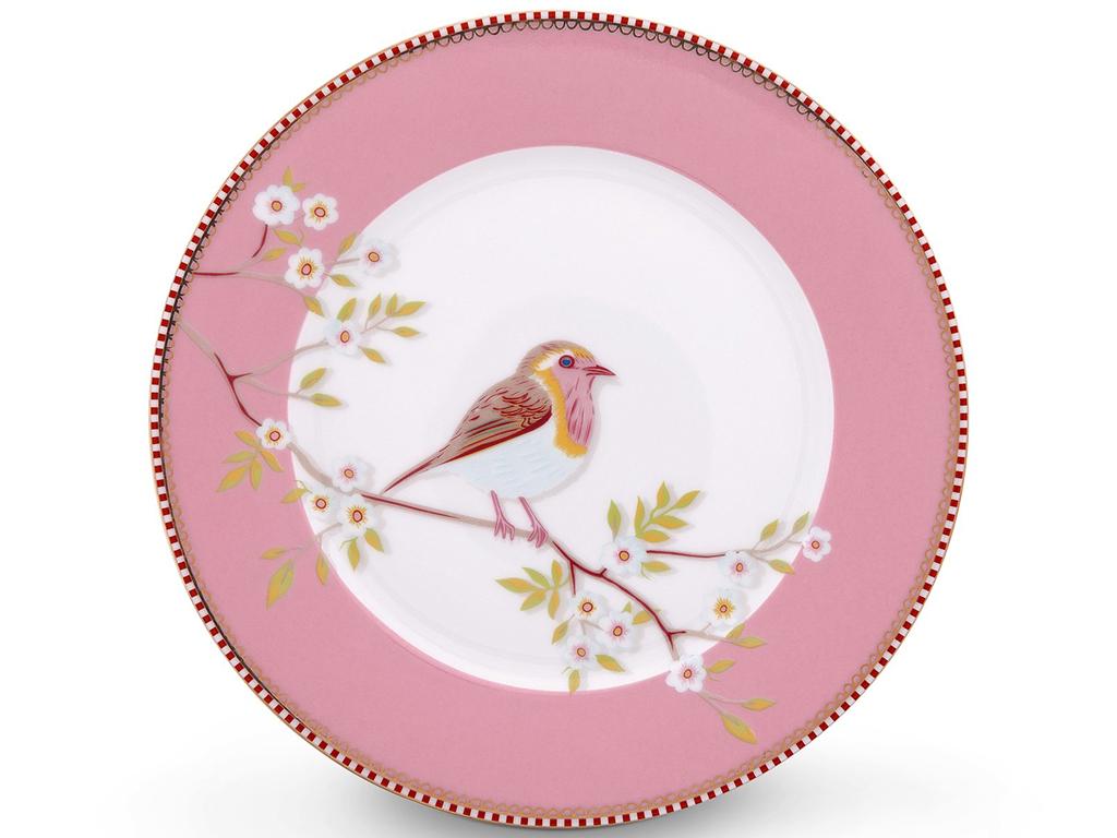 "Набор тарелок ""Floral Pink"" 2шт"