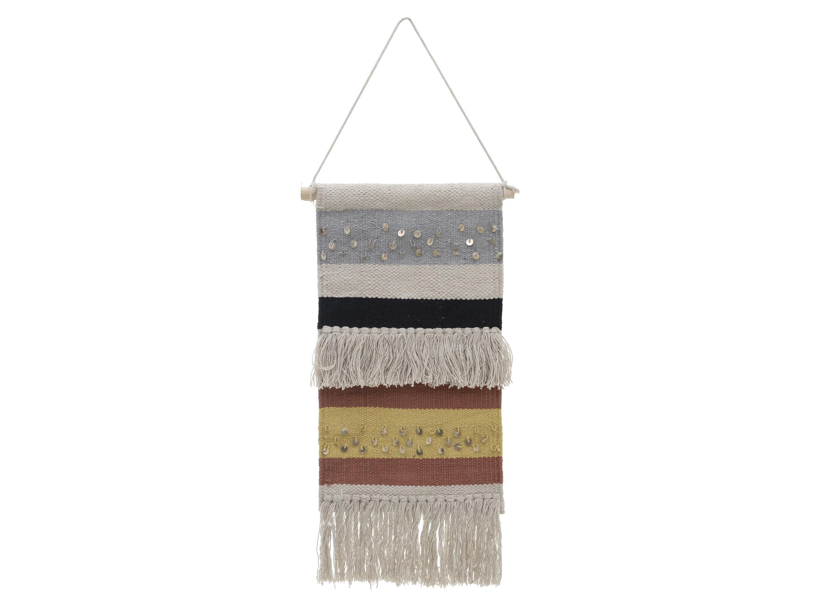 Настенный декор CamilaДругое<br><br><br>Material: Текстиль<br>Ширина см: 30.0<br>Высота см: 60.0<br>Глубина см: 2.0