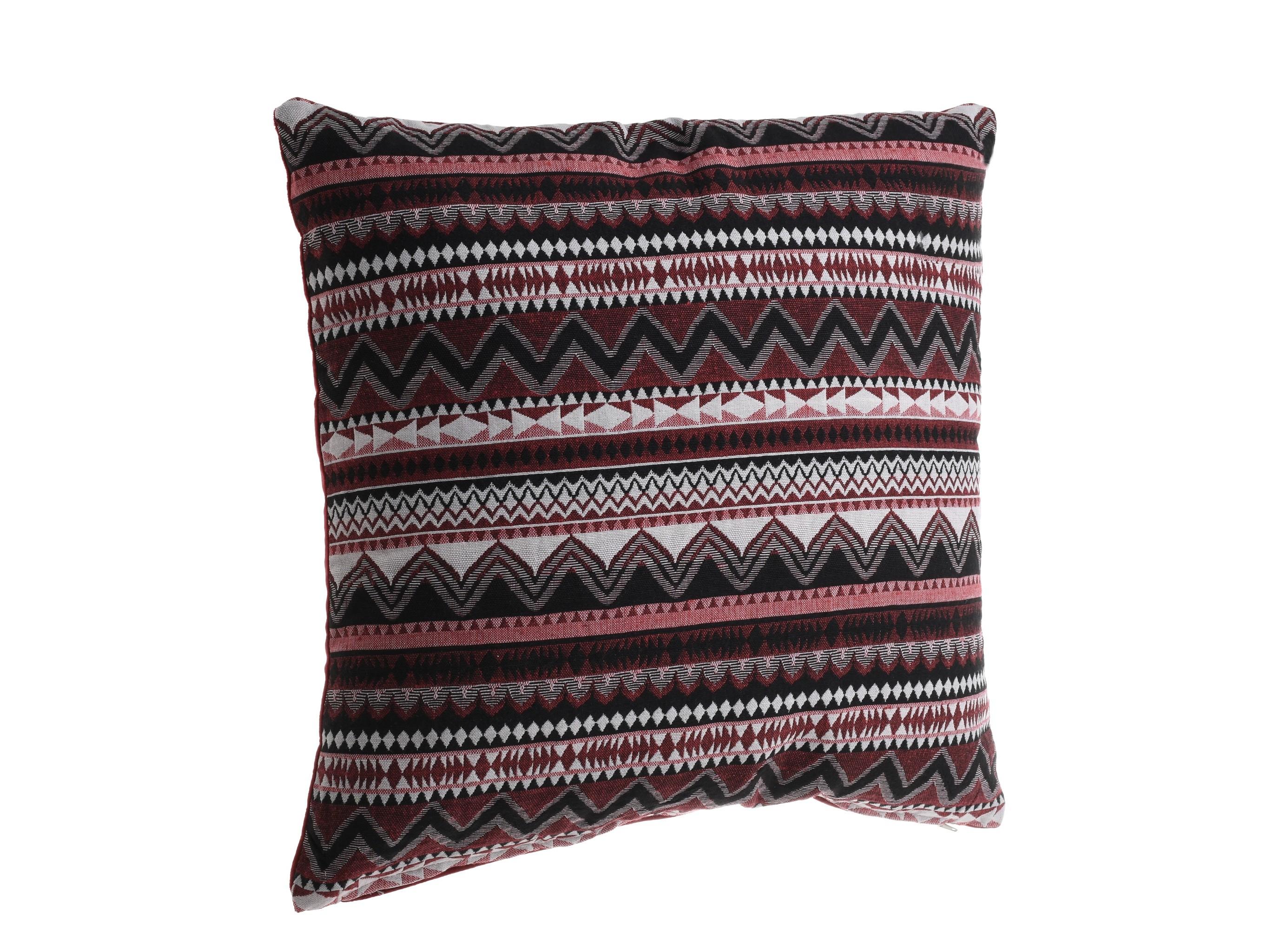 Подушка  NoraКвадратные подушки и наволочки<br><br><br>Material: Текстиль<br>Ширина см: 43<br>Высота см: 43<br>Глубина см: 5