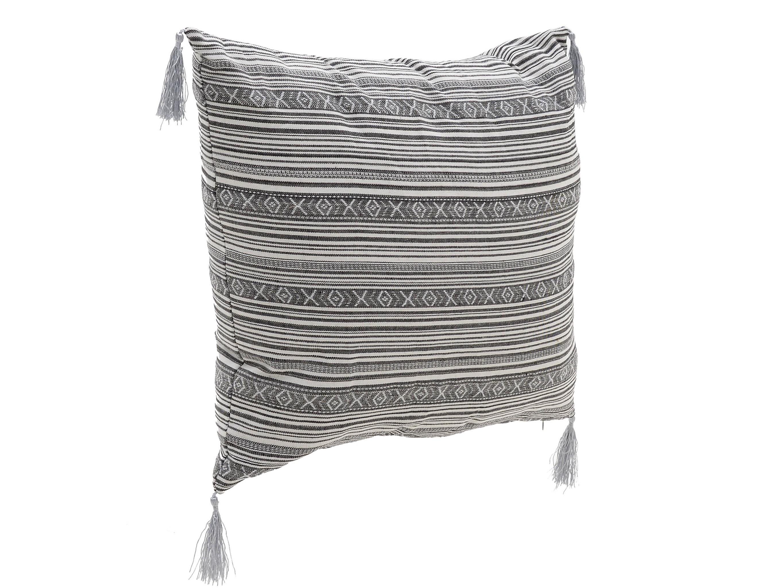 Подушка SamanthaКвадратные подушки и наволочки<br><br><br>Material: Текстиль<br>Ширина см: 45.0<br>Высота см: 45.0<br>Глубина см: 6.0