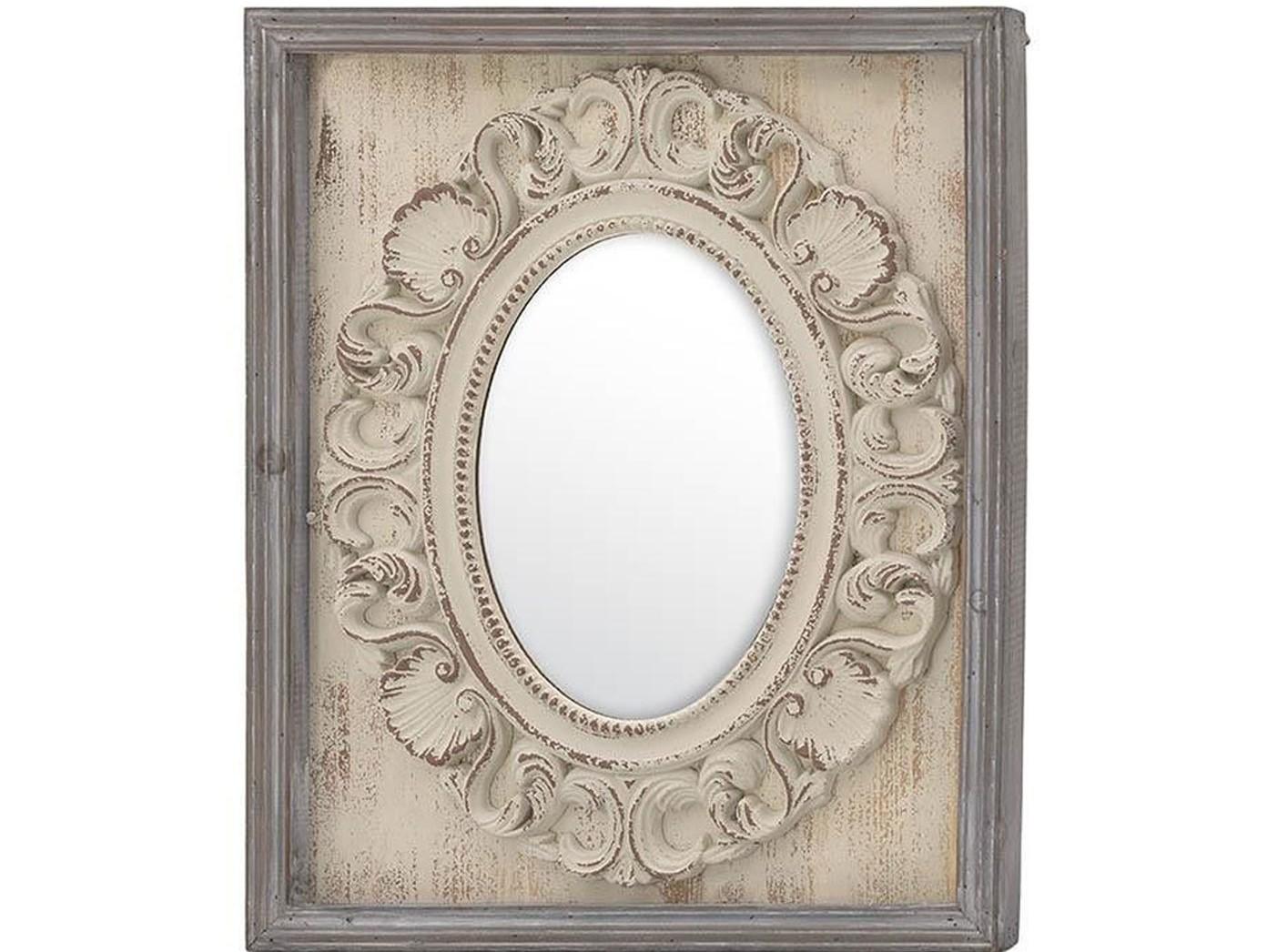 Купить Зеркало настенное Brenvio , To4rooms