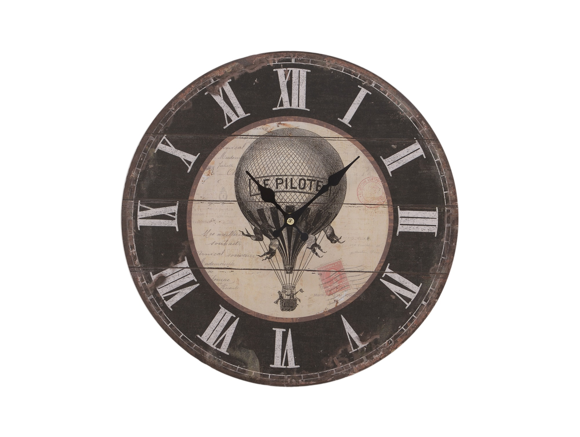 Часы настенные DoraНастенные часы<br>Кварцевый механизм<br><br>Material: Дерево<br>Ширина см: 34.0<br>Высота см: 34.0<br>Глубина см: 3.0