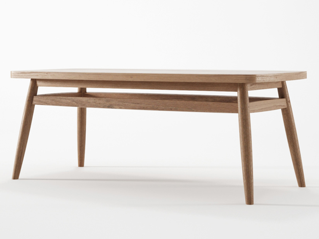 Стол  TwistЖурнальные столики<br>Кофейный стол из массива тика коллекции Twist.<br><br>Material: Тик<br>Ширина см: 100<br>Высота см: 38<br>Глубина см: 45