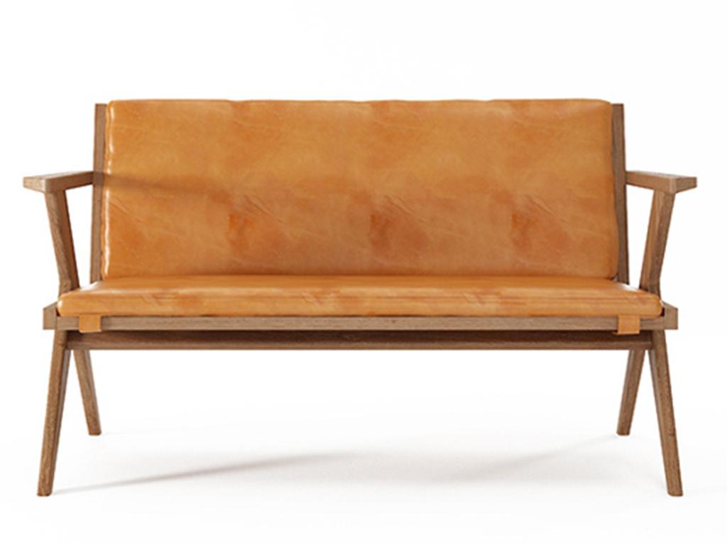 Софа TributeДиваны и оттоманки для сада<br>Удобная и компактная софа Tribute от Karpenter - образец чистой лаконичной формы, как и другие произведения этого мебельного бренда. Софа предлагает с комфортом присесть, но, тем не менее, напоминает, что всегда важно держать горделивую осанку. Этому спос...<br><br>Material: Тик<br>Length см: 0<br>Width см: 130<br>Depth см: 67<br>Height см: 76<br>Diameter см: 0