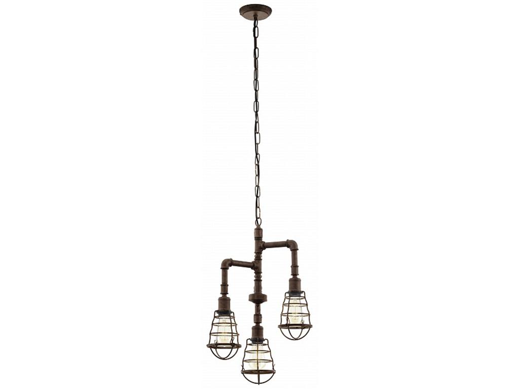 Подвесной светильник Port setonПодвесные светильники<br>&amp;lt;div&amp;gt;Вид цоколя: E27&amp;lt;/div&amp;gt;&amp;lt;div&amp;gt;Мощность: 60W&amp;lt;/div&amp;gt;&amp;lt;div&amp;gt;Количество ламп: 3 (нет в комплекте)&amp;lt;/div&amp;gt;<br><br>Material: Металл<br>Высота см: 110