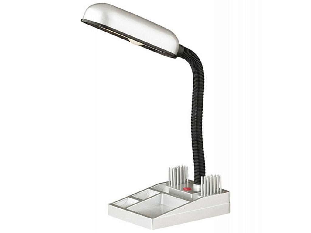 Настольная лампа BrusoНастольные лампы<br>&amp;lt;div&amp;gt;Вид цоколя: E14&amp;lt;/div&amp;gt;&amp;lt;div&amp;gt;Мощность: 11W&amp;lt;/div&amp;gt;&amp;lt;div&amp;gt;Количество ламп: 1 (нет в комплекте)&amp;lt;/div&amp;gt;<br><br>Material: Металл<br>Width см: 19<br>Height см: 29.5