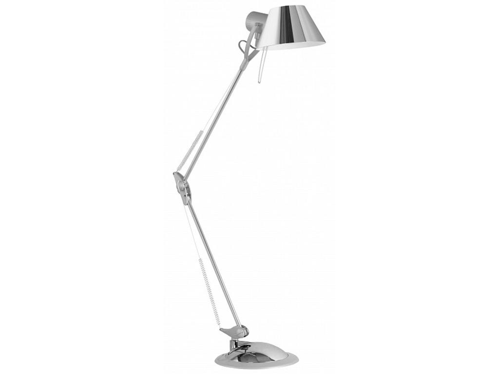 Настольная лампа OfficeНастольные лампы<br>&amp;lt;div&amp;gt;Вид цоколя: E27&amp;lt;/div&amp;gt;&amp;lt;div&amp;gt;Мощность: 60W&amp;lt;/div&amp;gt;&amp;lt;div&amp;gt;Количество ламп: 1 (нет в комплекте)&amp;lt;/div&amp;gt;<br><br>Material: Металл<br>Height см: 82<br>Diameter см: 19.5