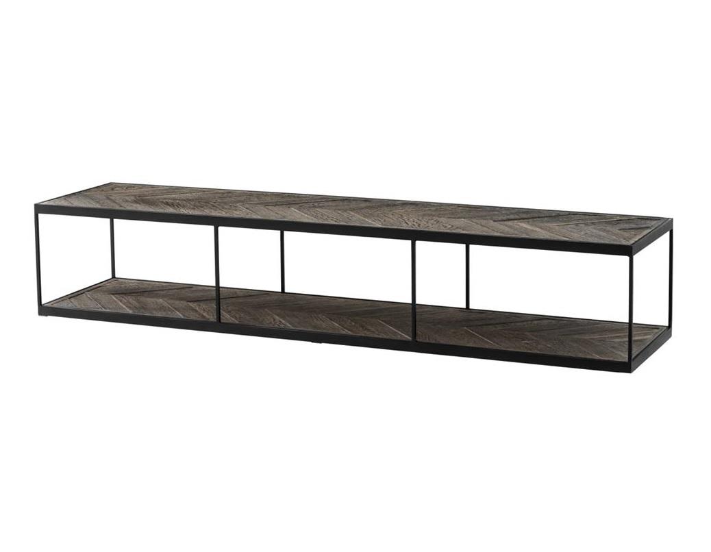 Журнальный столик Coffee Table La VarenneЖурнальные столики<br><br><br>Material: Дерево<br>Width см: 190<br>Depth см: 45<br>Height см: 35