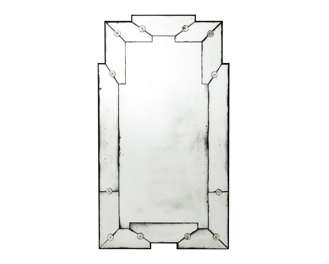 Зеркало Mirror EsteroНастенные зеркала<br><br><br>Material: Стекло<br>Ширина см: 80<br>Высота см: 140