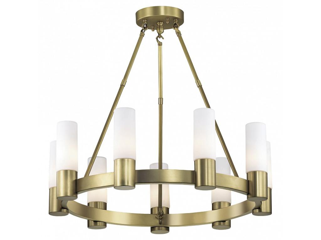 Подвесная люстра LoritaЛюстры подвесные<br>&amp;lt;div&amp;gt;Вид цоколя: E14&amp;lt;/div&amp;gt;&amp;lt;div&amp;gt;Мощность: 40W&amp;lt;/div&amp;gt;&amp;lt;div&amp;gt;Количество ламп: 9 (нет в комплекте)&amp;lt;span style=&amp;quot;white-space:pre&amp;quot;&amp;gt;&amp;lt;/span&amp;gt;&amp;lt;/div&amp;gt;<br><br>Material: Металл<br>Высота см: 68