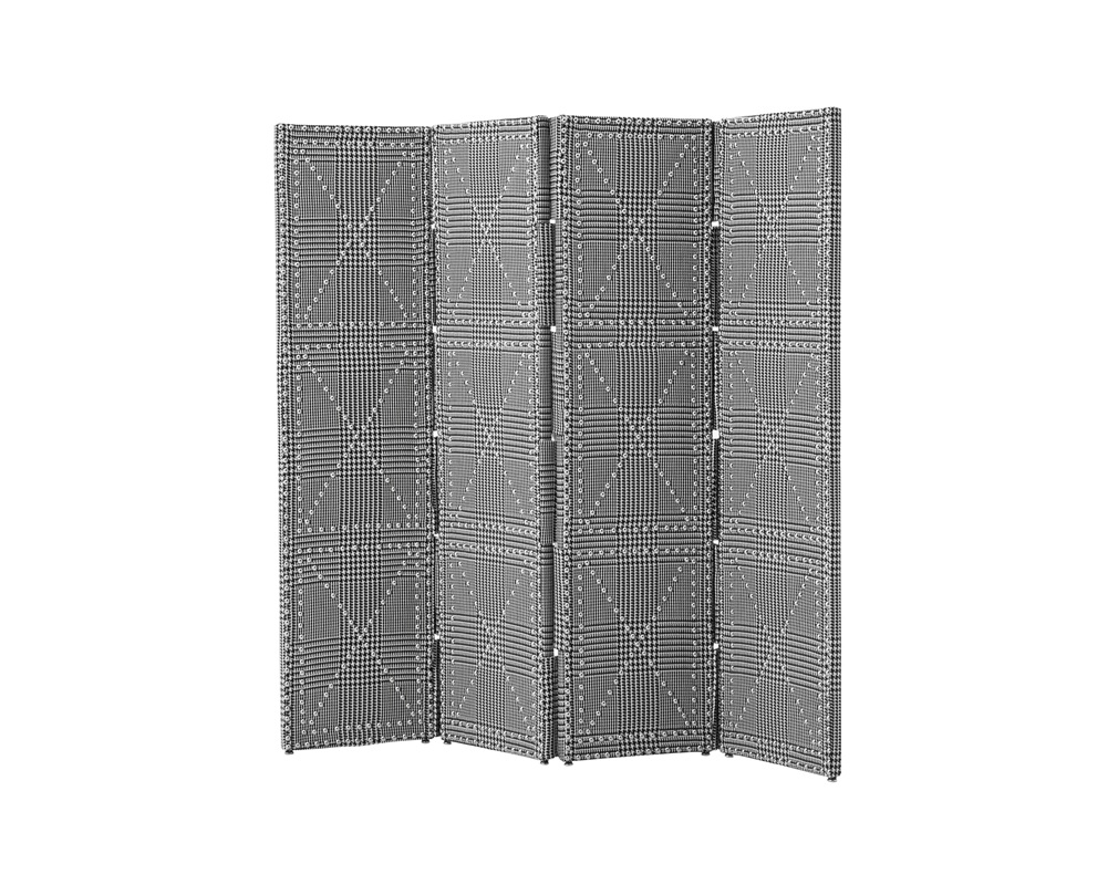 Ширма Folding Screen Duchamp SШирмы<br><br><br>Material: Текстиль<br>Width см: 120<br>Height см: 120