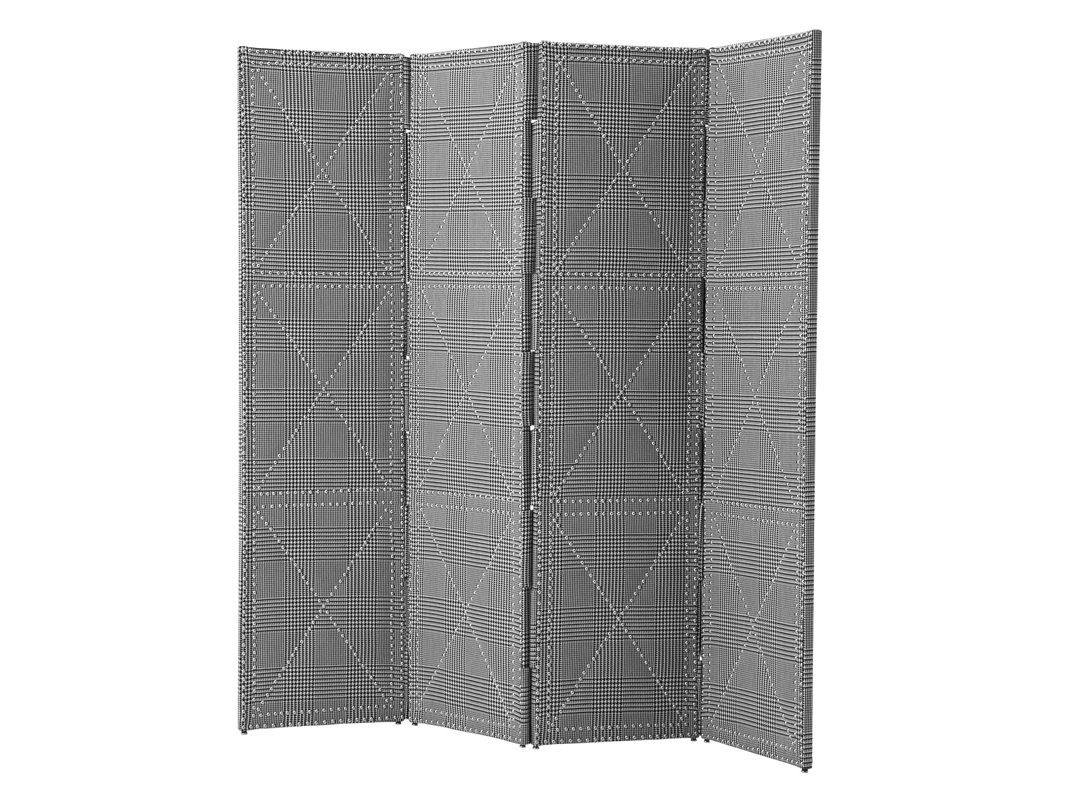 Ширма Folding Screen Duchamp LШирмы<br><br><br>Material: Текстиль<br>Ширина см: 180.0<br>Высота см: 180.0