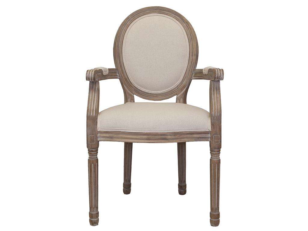 Стул VolkerСтулья с подлокотниками<br>&amp;lt;div&amp;gt;Элегантное кресло Volker arm классического дизайна, его изящные подлокотники выполненны с приминением резной работы по дереву. Модель с овальной спинкой в деревянной раме, украшенной резным элементом. Элегантное кресло с лаконичным размером отлично впишется в интерьер столовой, гостинной или кабинета.&amp;amp;nbsp;&amp;lt;/div&amp;gt;&amp;lt;div&amp;gt;&amp;lt;br&amp;gt;&amp;lt;/div&amp;gt;&amp;lt;div&amp;gt;Материал Лен, Каучуковое дерево&amp;amp;nbsp;&amp;lt;/div&amp;gt;&amp;lt;div&amp;gt;Цвет Бежевый&amp;lt;/div&amp;gt;&amp;lt;div&amp;gt;&amp;lt;br&amp;gt;&amp;lt;/div&amp;gt;<br><br>Material: Дерево<br>Ширина см: 55<br>Высота см: 95<br>Глубина см: 55