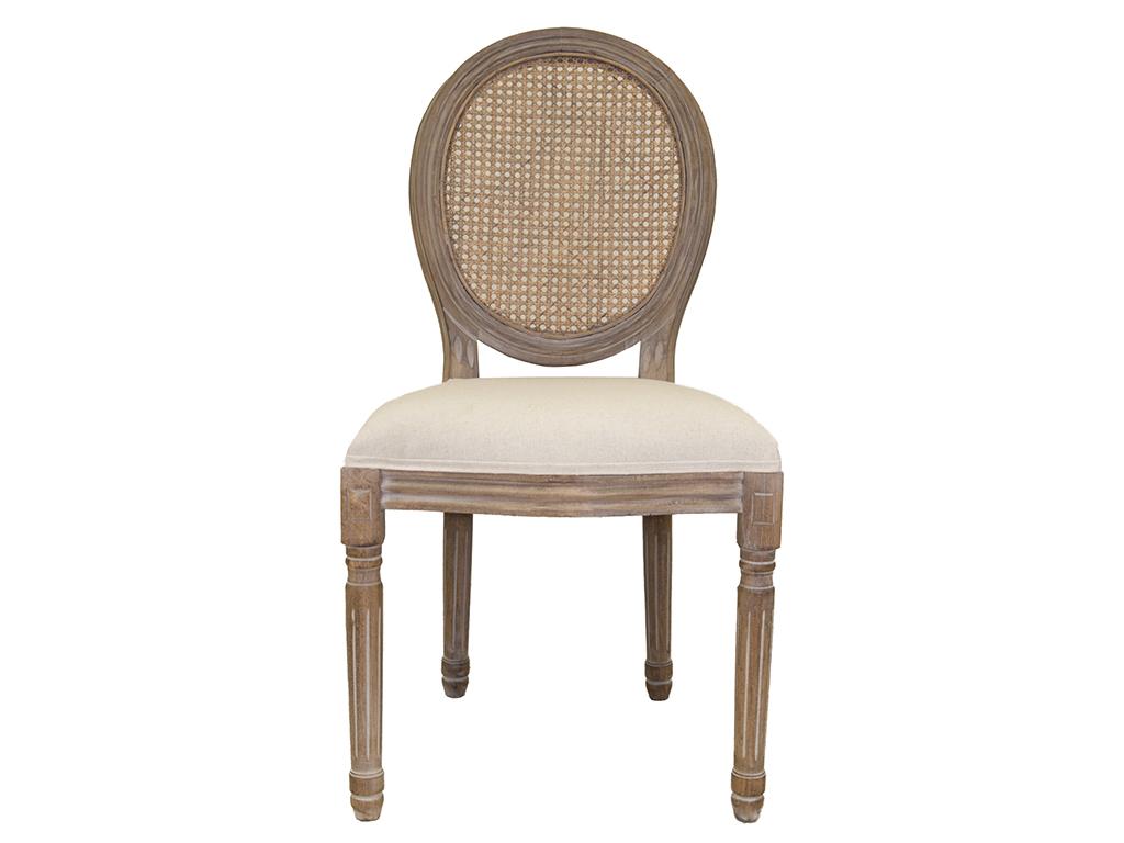 Стул MemosОбеденные стулья<br>&amp;lt;div&amp;gt;Изысканный стул Memos с округлой спинкой напоминающей медальон, выполнен в элегантном классическом французском стиле. Спинка выполнена из ротанга, а основание модели выполнено из цельной породы древесины - каучукового дерева, искусственно состаренного.&amp;amp;nbsp;&amp;lt;/div&amp;gt;&amp;lt;div&amp;gt;&amp;amp;nbsp;&amp;amp;nbsp;&amp;lt;/div&amp;gt;&amp;lt;div&amp;gt;Материал Лен, Ротанг, Каучуковое дерево&amp;amp;nbsp;&amp;lt;/div&amp;gt;&amp;lt;div&amp;gt;&amp;lt;br&amp;gt;&amp;lt;/div&amp;gt;<br><br>Material: Дерево<br>Ширина см: 50<br>Высота см: 98<br>Глубина см: 54