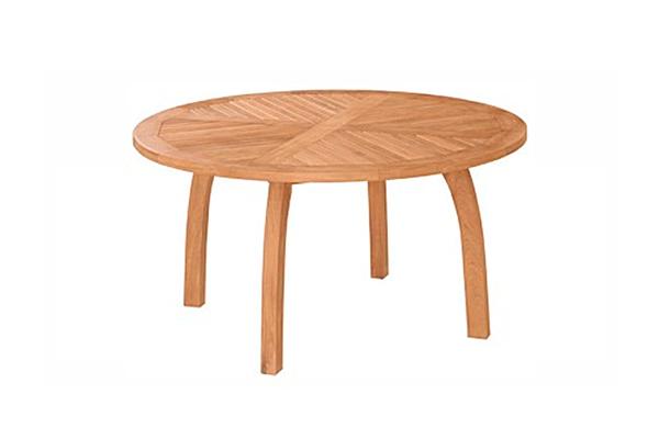 Стол МоденаСтолы и столики для сада<br>&amp;lt;div&amp;gt;Круглый обеденный стол Модена из тикового массива для дружной компании.&amp;lt;/div&amp;gt;&amp;lt;div&amp;gt;Прекрасные характеристики тикового дерева невозможно переоценить – это прочная и долговечная древесина, которая не подвержена гниению за счет большого содержания древесных масел. Эти масла защищают не только от микробов и грибков, но от воды, делая древесину влагоустойчивой и огнеупорной! Аромат тикового дерева невозможно перепутать, а его фактура абсолютно уникальна и неповторима.&amp;lt;/div&amp;gt;<br><br>Material: Дерево<br>Ширина см: 150.0<br>Высота см: 75.0<br>Глубина см: 150.0