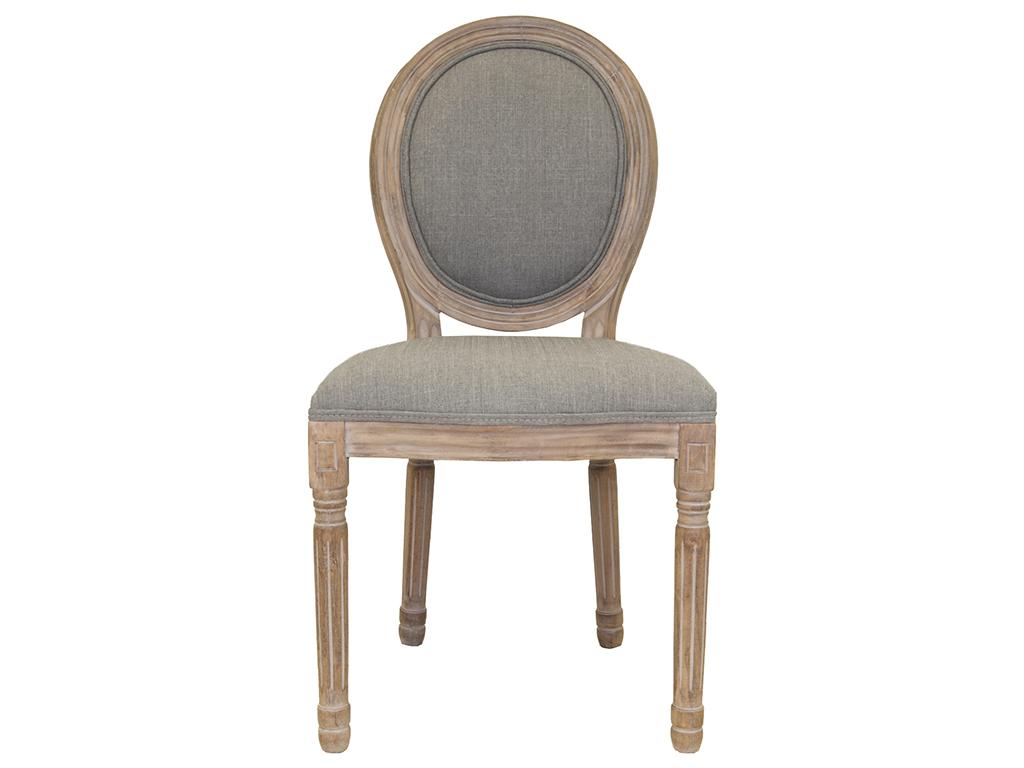Стул VolkerОбеденные стулья<br>&amp;lt;div&amp;gt;Cтул Volker с округлой спинкой напоминающей медальон, выполнен в элегантном классическом французском стиле. Основание модели выполнено из цельной породы древесины - массива каучукового дерева, искусственно состаренного. Такой стул эффектно смотрится как в контрастной, так и в однотонной обстановке.&amp;amp;nbsp;&amp;lt;/div&amp;gt;&amp;lt;div&amp;gt;&amp;lt;br&amp;gt;&amp;lt;/div&amp;gt;&amp;lt;div&amp;gt;&amp;lt;br&amp;gt;&amp;lt;/div&amp;gt;&amp;lt;div&amp;gt;Материал Лен, Каучуковое дерево&amp;amp;nbsp;&amp;lt;/div&amp;gt;&amp;lt;div&amp;gt;&amp;lt;br&amp;gt;&amp;lt;/div&amp;gt;<br><br>Material: Дерево<br>Ширина см: 50<br>Высота см: 100<br>Глубина см: 54