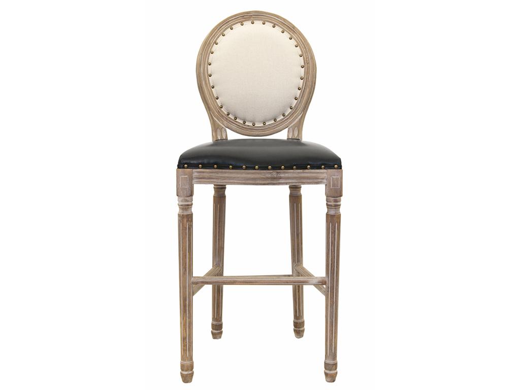 Стул FilonlБарные стулья<br>Высокий барный стул Filon выполнен из экологически чистого массива древесины высокого качества. Обивка сидения выполнена из экокожи, а спинка сидения из льна. Этот стильный стул украсит не только интерьер внутри дома, но и отлично подойдет для кафе, баров и ресторанов.&amp;amp;nbsp;&amp;lt;div&amp;gt;&amp;lt;br&amp;gt;&amp;lt;/div&amp;gt;&amp;lt;div&amp;gt;Материал Эко-кожа, Лен, Массив каучукового дерева&amp;lt;br&amp;gt;&amp;lt;/div&amp;gt;<br><br>Material: Дерево<br>Ширина см: 50<br>Высота см: 120<br>Глубина см: 55