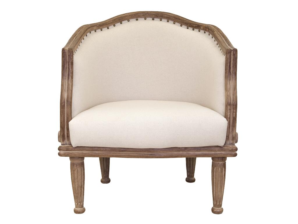Кресло AlamoИнтерьерные кресла<br>Купив кресло Alamo в гостиную или спальню, Вы привнесёте в пространство ощущение подлинного комфорта и уюта. Каркас и ножки выполнены из натурального дерева, а сидение и спинка обиты приятной на ощупь тканью. Благодаря своему нейтральному дизайну это кресло впишется в любое интерьерное решение.&amp;lt;div&amp;gt;&amp;lt;br&amp;gt;&amp;lt;/div&amp;gt;&amp;lt;div&amp;gt;Материал Лен, Каучуковое дерево&amp;lt;/div&amp;gt;&amp;lt;div&amp;gt;НОЖКИ КРЕСЛА ПОСТАВЛЯЮТСЯ ОТДЕЛЬНО.&amp;lt;br&amp;gt;&amp;lt;/div&amp;gt;<br><br>Material: Лен<br>Ширина см: 59<br>Высота см: 86<br>Глубина см: 62