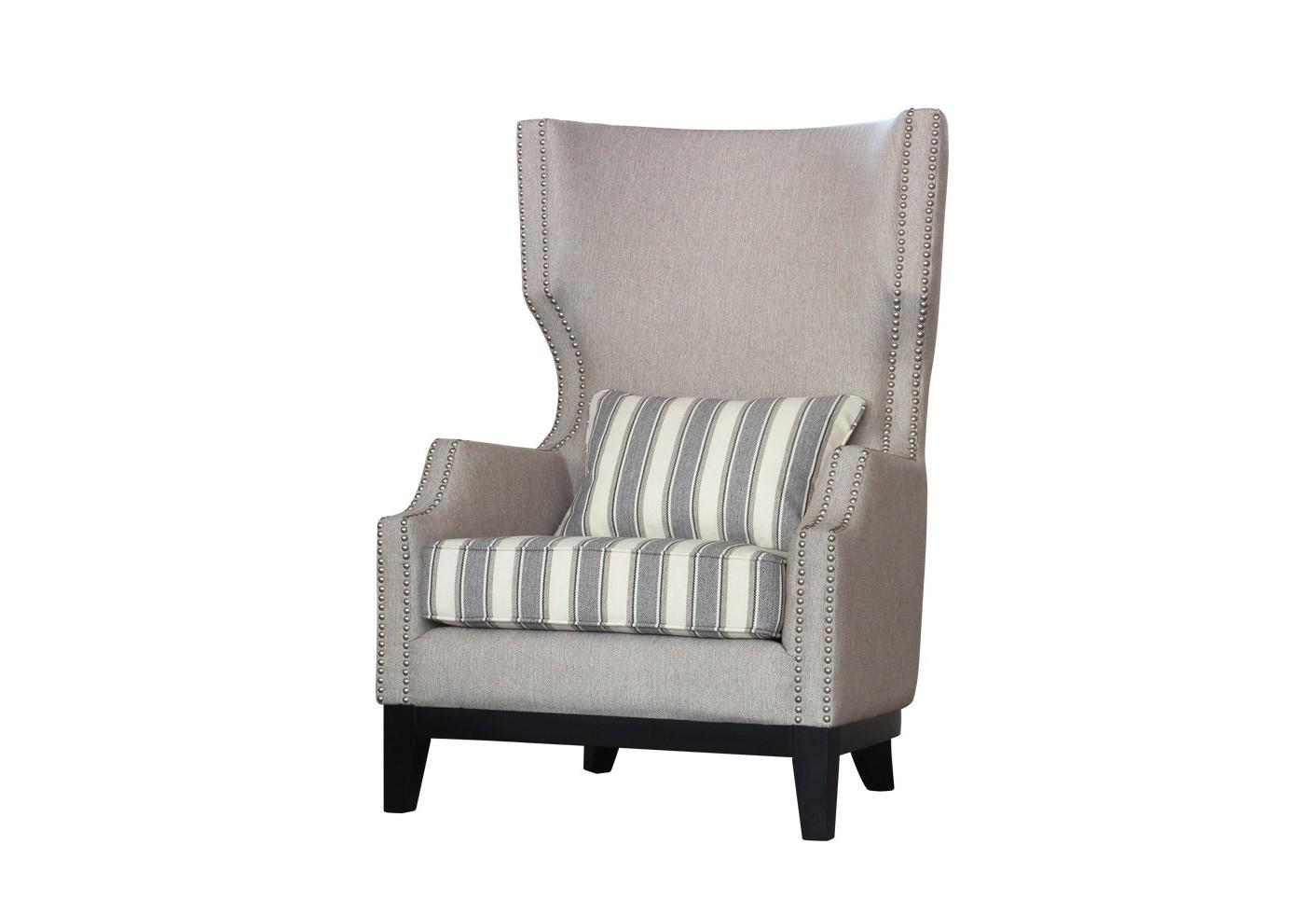 Кресло AdelisИнтерьерные кресла<br><br><br>Material: Текстиль<br>Ширина см: 80<br>Высота см: 118<br>Глубина см: 86