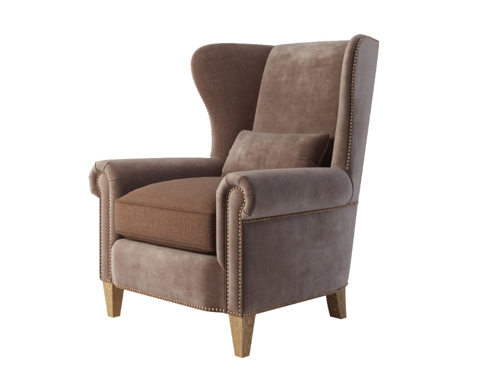 Кресло MalonneИнтерьерные кресла<br><br><br>Material: Текстиль<br>Ширина см: 90<br>Высота см: 109<br>Глубина см: 94