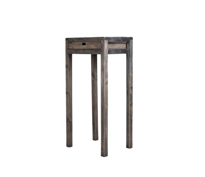 Консоль GroenКонсоли с ящиками<br>Выполнена из массива дерева ручным инструментом, без применения металлических элементов, задействованы оригинальные деревянные соединения. В отделке использованы натуральные масла на восковой основе.<br><br>Material: Дерево<br>Ширина см: 34<br>Высота см: 75<br>Глубина см: 40