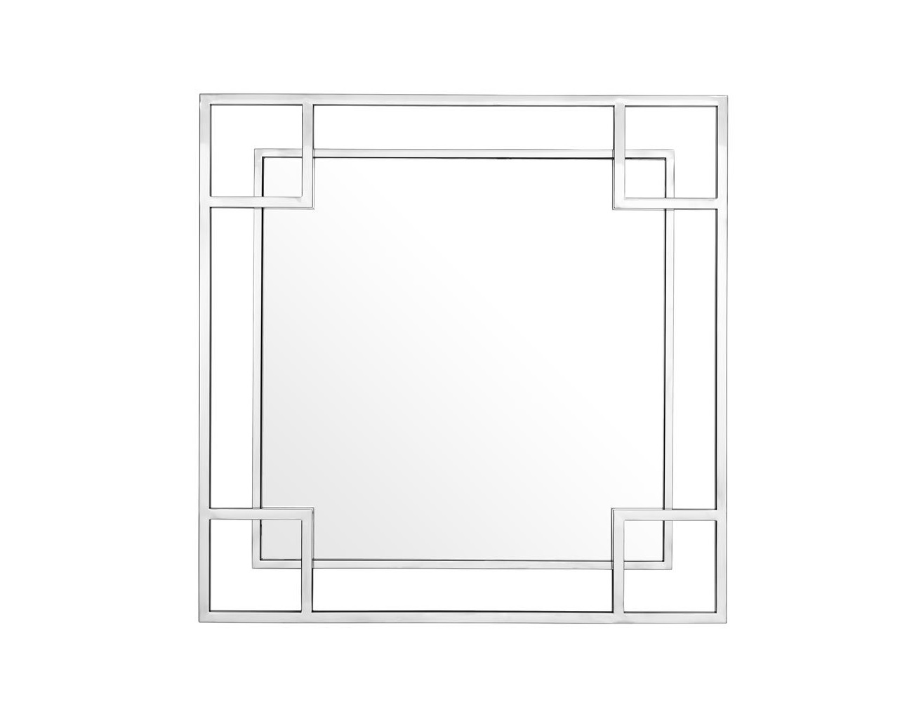 Зеркало MorrisНастенные зеркала<br><br><br>Material: Металл<br>Ширина см: 90<br>Высота см: 90
