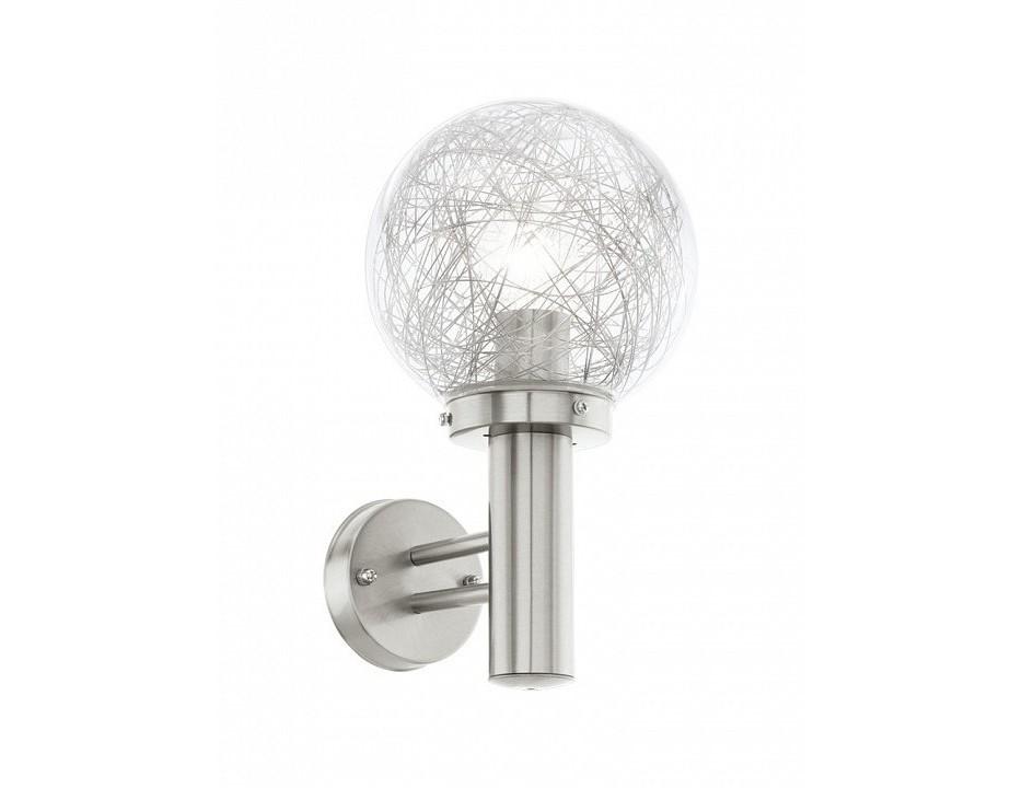 Светильник на штанге NisiaУличные настенные светильники<br>&amp;lt;div&amp;gt;Тип цоколя: E27&amp;lt;/div&amp;gt;&amp;lt;div&amp;gt;Мощность: 60W&amp;lt;/div&amp;gt;&amp;lt;div&amp;gt;Кол-во ламп: 1 (нет в комплекте)&amp;lt;/div&amp;gt;<br><br>Material: Сталь<br>Ширина см: 20<br>Высота см: 36