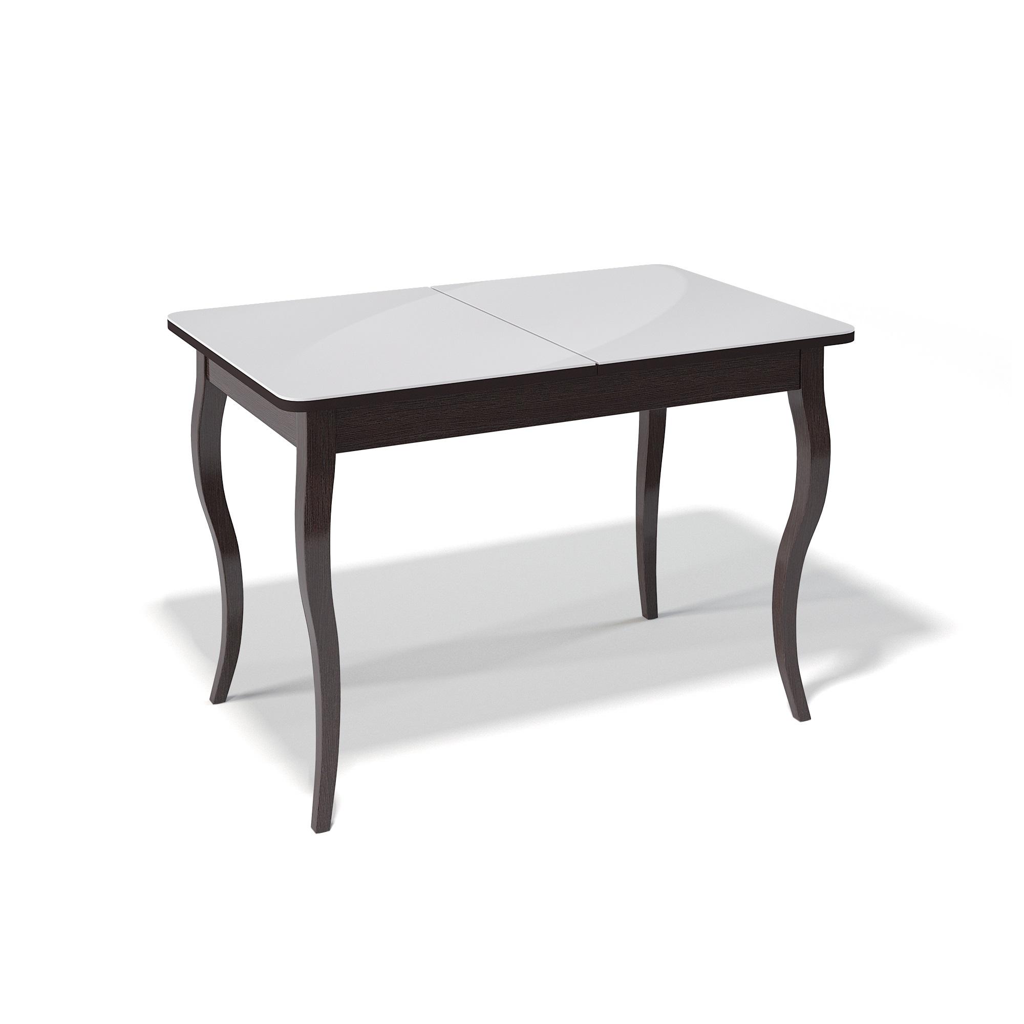 Стол обеденный KennerОбеденные столы<br>Ножки стола выполнены из массива бука, столешница - ДСП+стекло 4мм.&amp;amp;nbsp;&amp;lt;div&amp;gt;Механизм раскладки: синхронный, легкого скольжения.&amp;amp;nbsp;&amp;lt;/div&amp;gt;&amp;lt;div&amp;gt;На ножках установлены регулировочные винты.&amp;amp;nbsp;&amp;lt;/div&amp;gt;&amp;lt;div&amp;gt;Фурнитура в комплекте.&amp;amp;nbsp;&amp;lt;/div&amp;gt;&amp;lt;div&amp;gt;Стол раскладной,вставка &amp;quot;бабочка&amp;quot; со стеклом.&amp;amp;nbsp;&amp;lt;/div&amp;gt;&amp;lt;div&amp;gt;Размер столешницы в разложенном виде: 160х75 см. &amp;lt;/div&amp;gt;<br><br>Material: Дерево<br>Ширина см: 120.0<br>Высота см: 75.0<br>Глубина см: 80.0