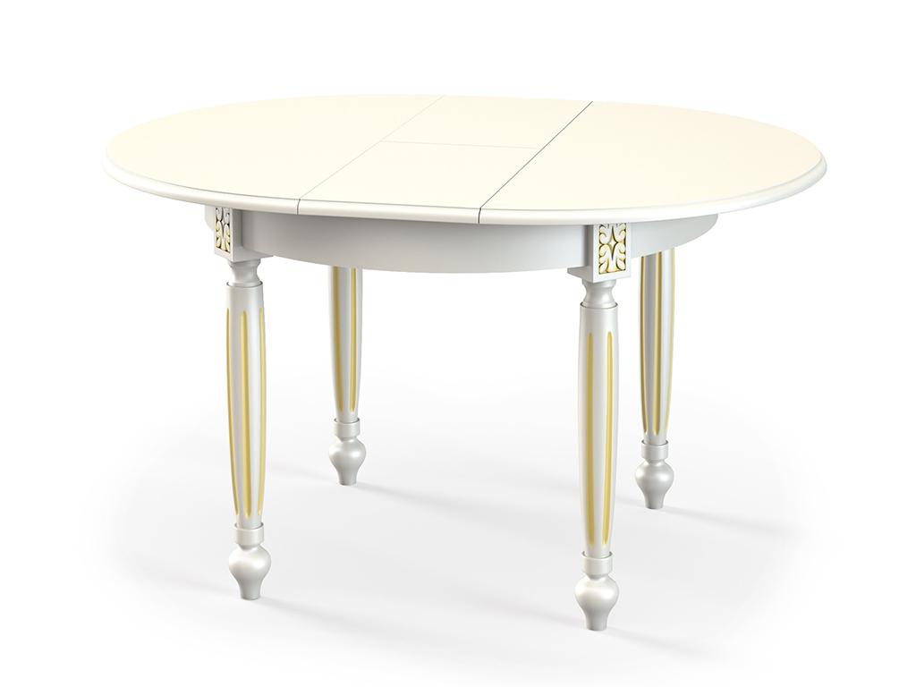 Стол АльтОбеденные столы<br>Стол для гостиной &amp;quot;Альт 11-11 (1)&amp;quot;. Ножки стола выполнены из массива березы, столешница - шпон ясеня. Покрытие: лак итальянского производства. Механизм раскладки: раздвижной.Требует сборки, фурнитура в комплекте. Стол раскладной. В разложенном виде размер столешницы:190х90 см.<br><br>Material: Дерево<br>Ширина см: 150.0<br>Высота см: 76.0<br>Глубина см: 90.0